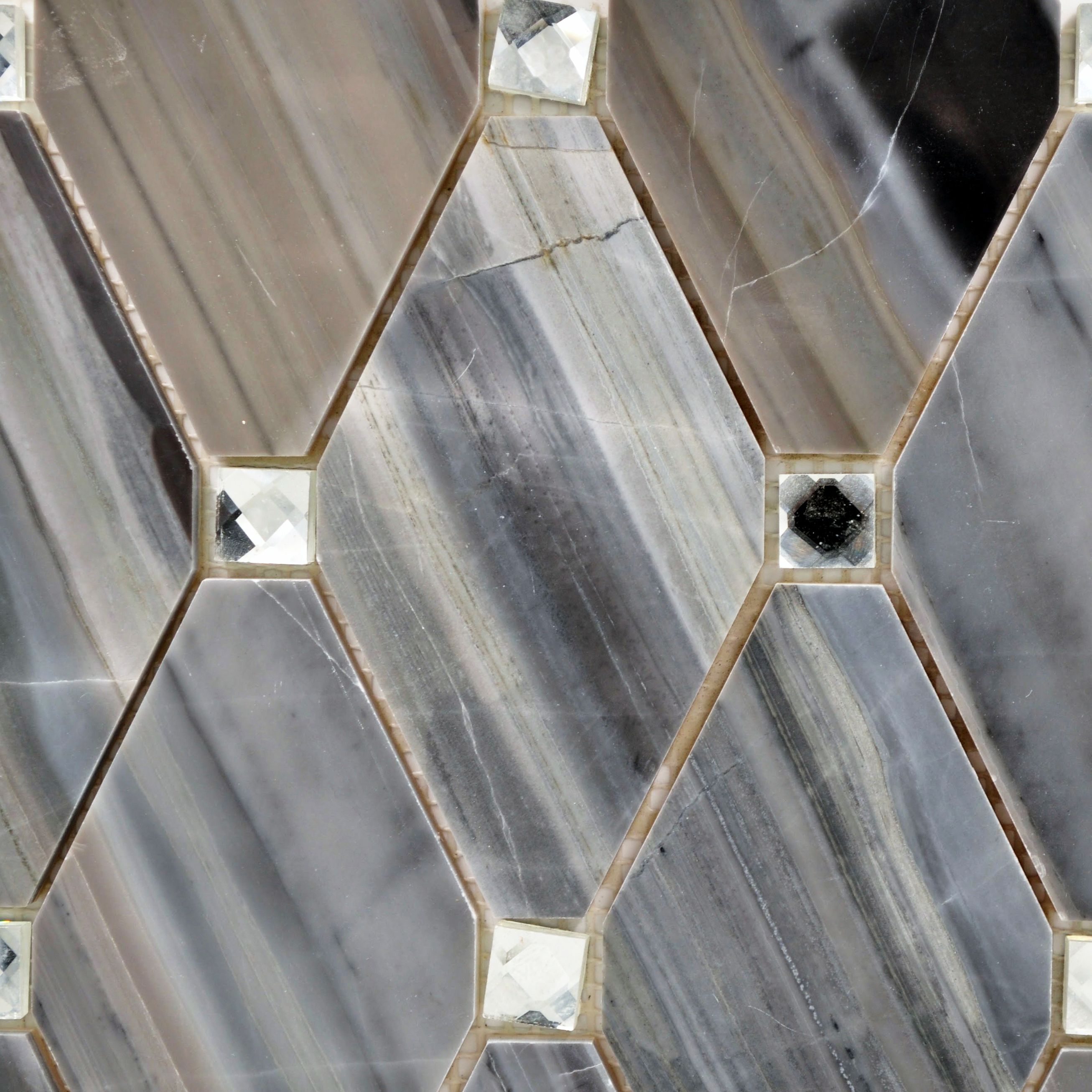 Bella casa tile collection wholesale tile supply and manufacture abigail stone glass ling blue diamond tyukafo