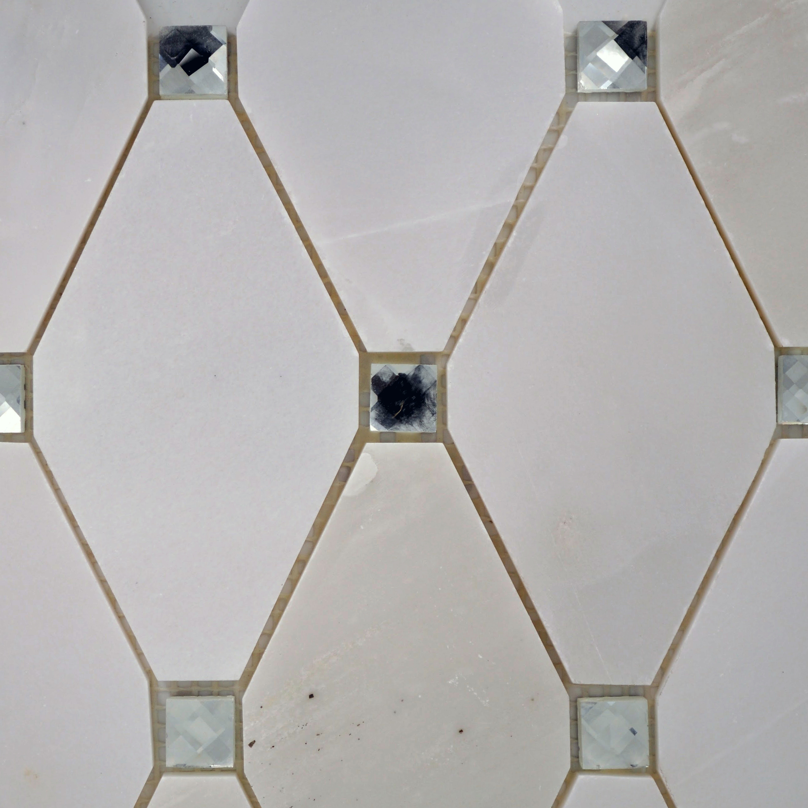 Bella casa tile collection wholesale tile supply and manufacture abigail stone glass eastern white diamond tyukafo