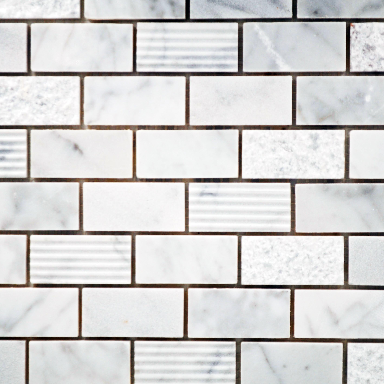 Staggered brick mixed surface bella casa tile collection for Bella casa tiles