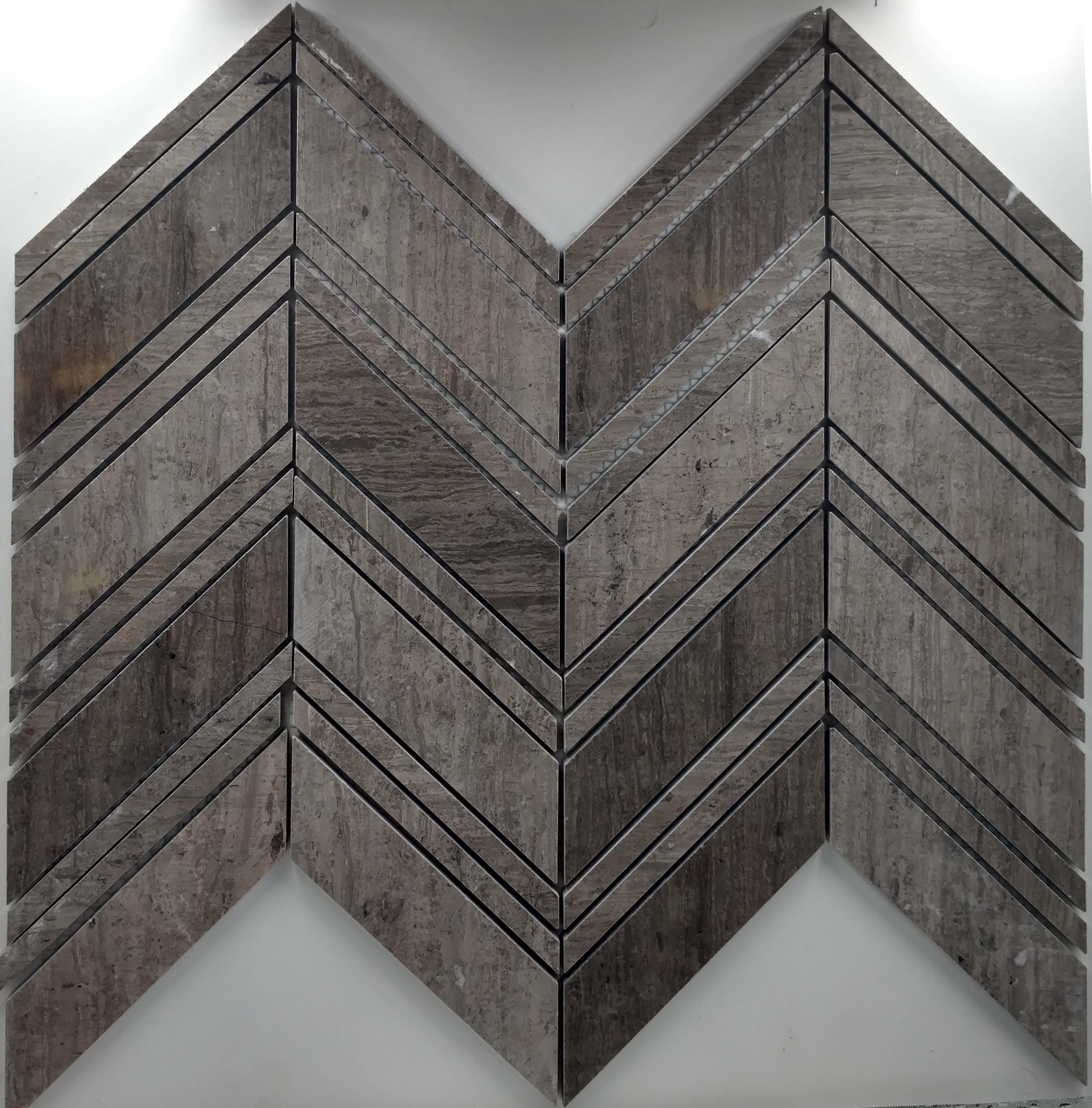 Peak and valley gray vein bella casa tile collection for Bella casa tiles