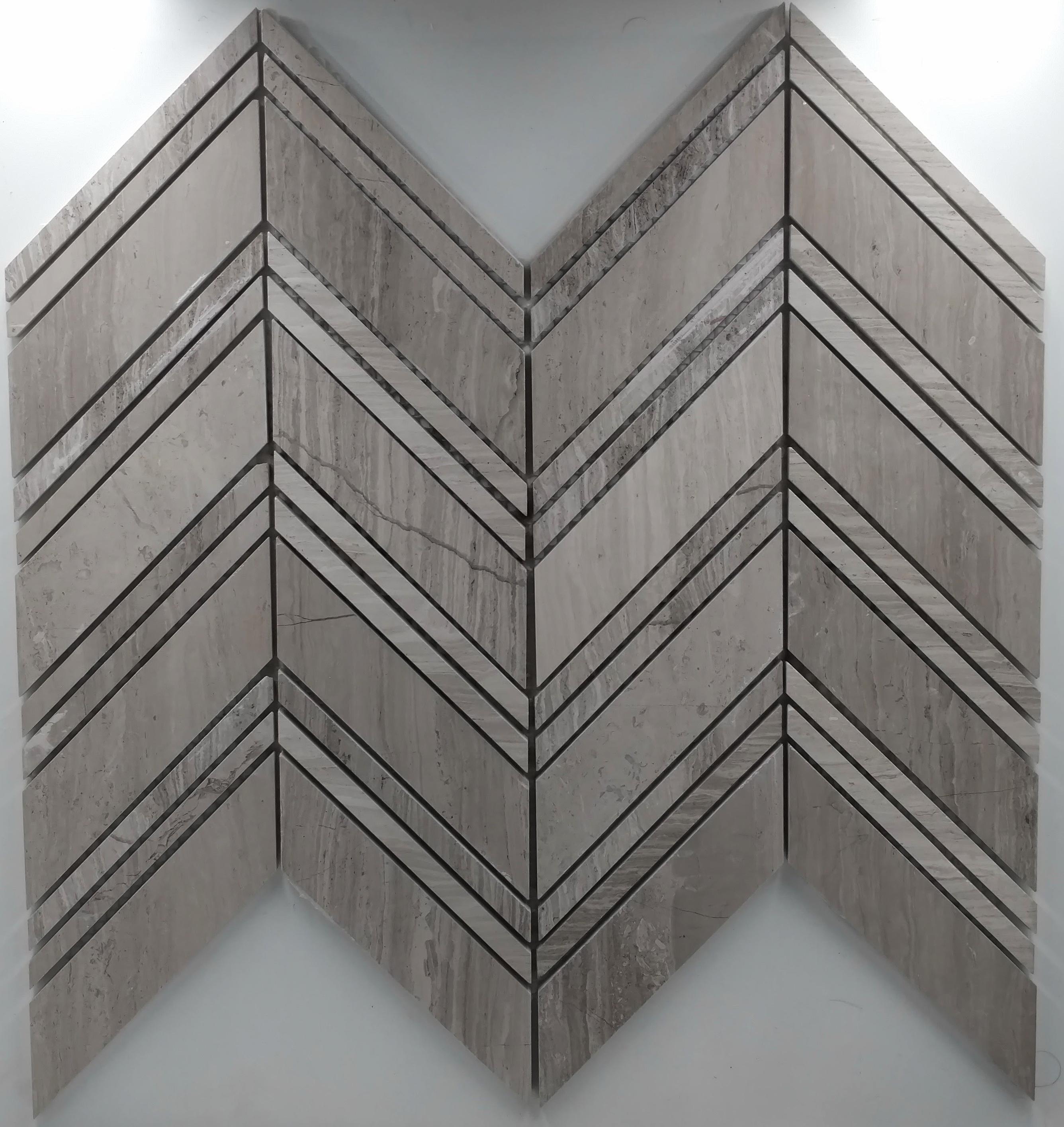 Peak and valley white vein bella casa tile collection for Bella casa tiles